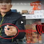 """""""Thần cắt bài"""" xóc đĩa – Bịp tiền tỷ Xuân Kỷ Hợi 2019"""